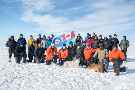 - Group Picture Gregory's - 2018 'Alfred Barr' Lake Wpg FB Crossing & Campover