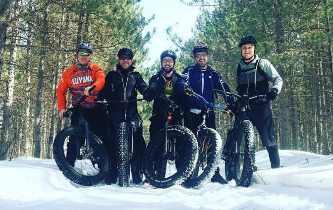 Ride Report:  Blind Creek Bike Club Ride Sandilands