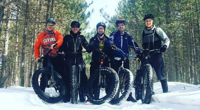 Ride Report:  Blind Creek Bike Club Ride Sandilands