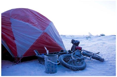 Wpg Free Press Article 31 Mar 18 - Lake Wpg Alfred Barr FB Adventure - Blake Anderson Pics 4