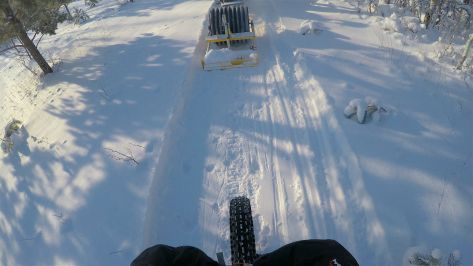 Bur Oak Fatbiking 11 Dec 16 - 19