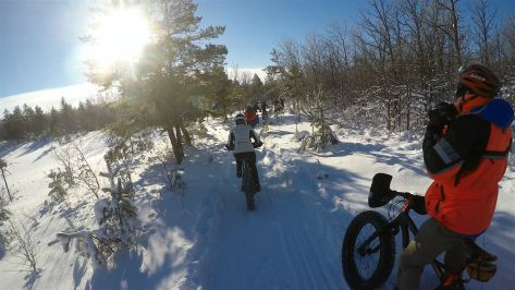 Bur Oak Fatbiking 11 Dec 16 - 39
