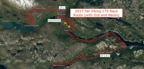 Fat Viking 175 - Maps View