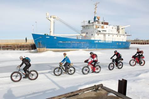 Gregory's Polar Bear Crossing 2016 Pics 2